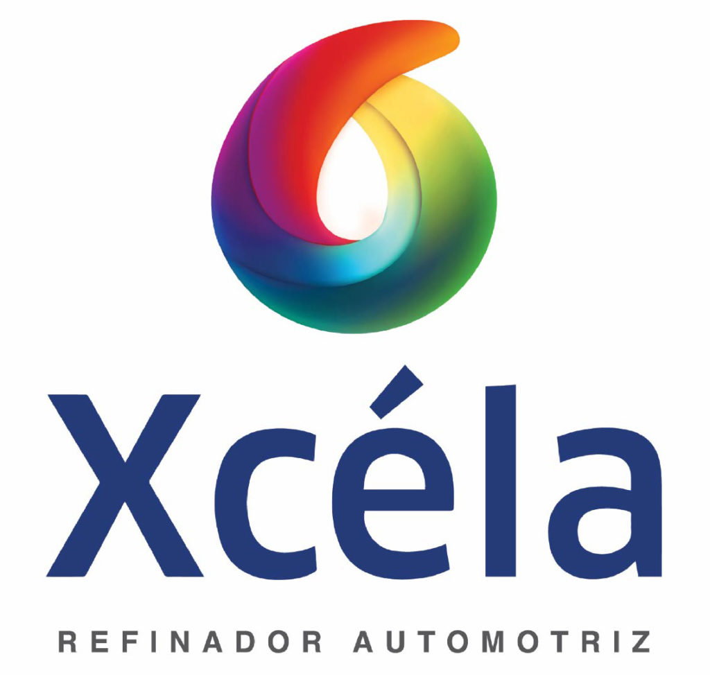 Xcéla Logo design by Tozer Advertising