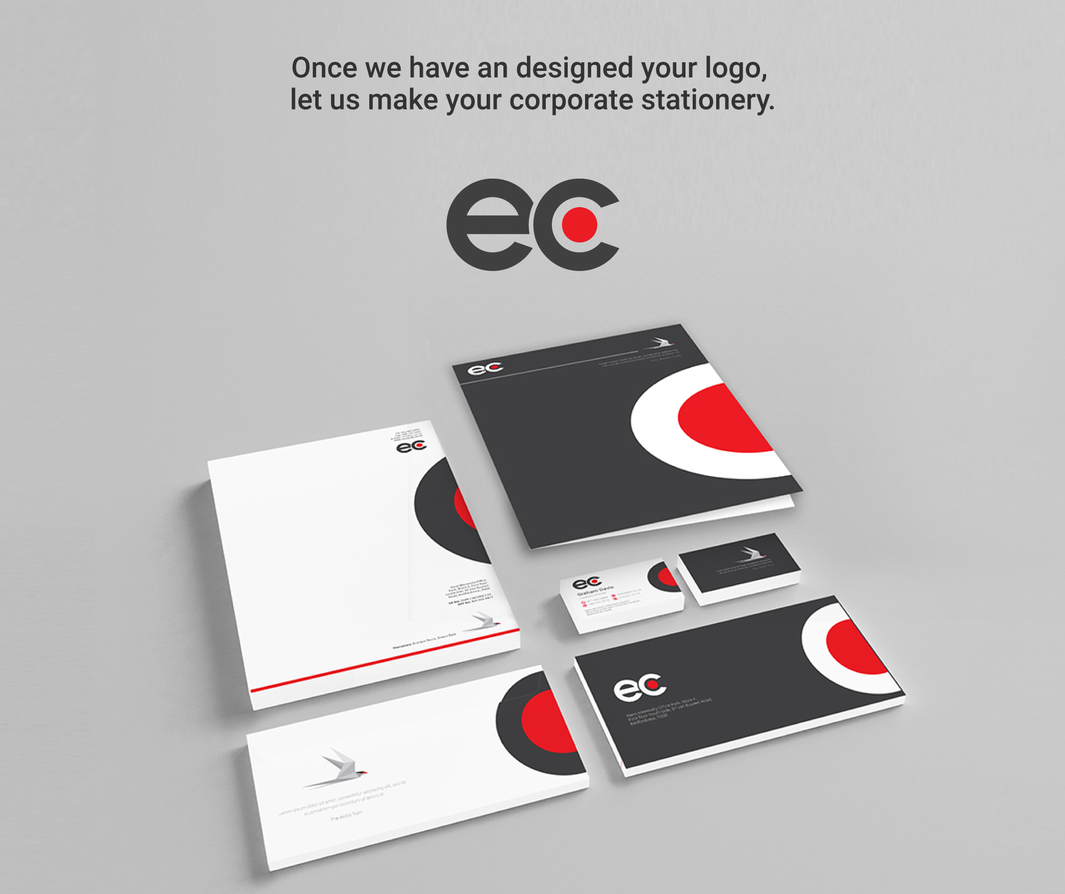 Corporate Stationery By Tozer