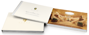 Brochure Design for Saxon Boutique Hotel and Spa