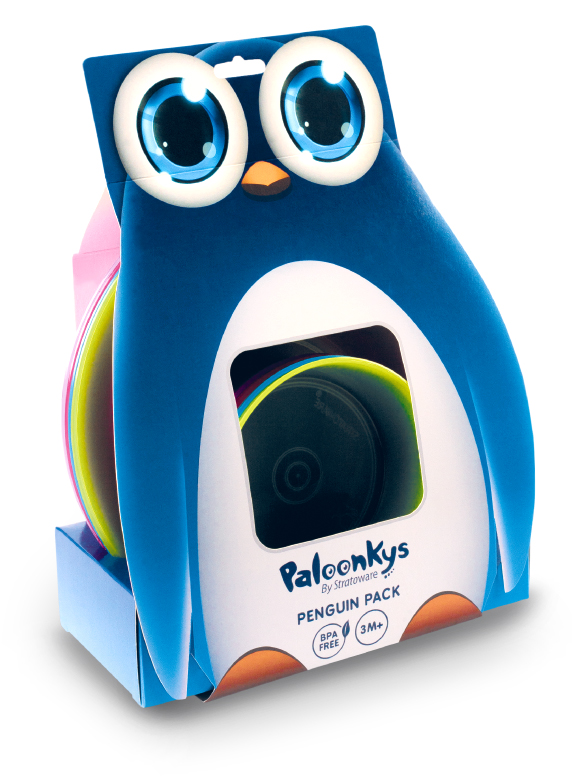 Meet the Paloonkys - Penguin Packaging design